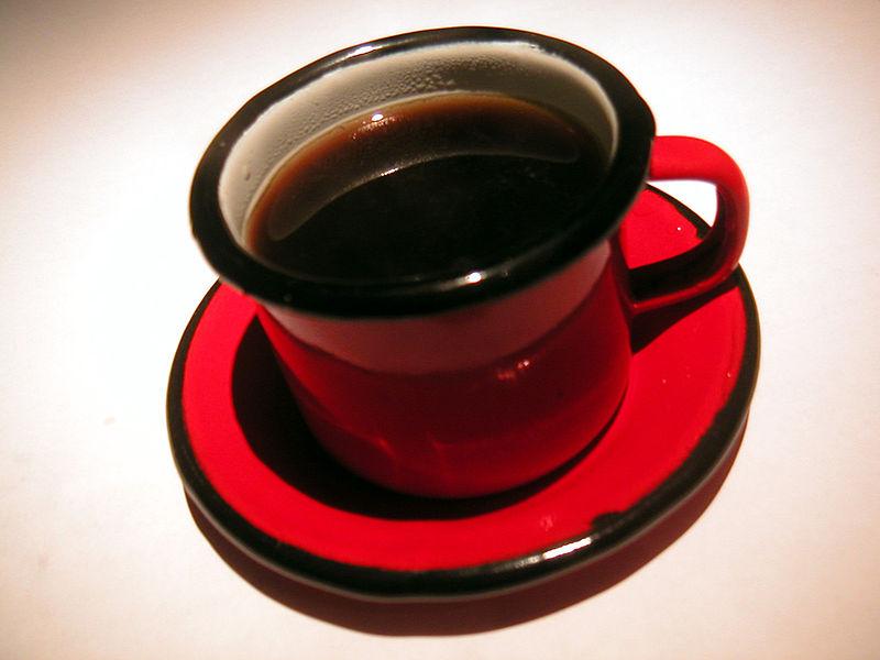 Hej Sweden - kopp kaffe
