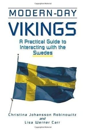 Schweden Buch Modern Day Vikings