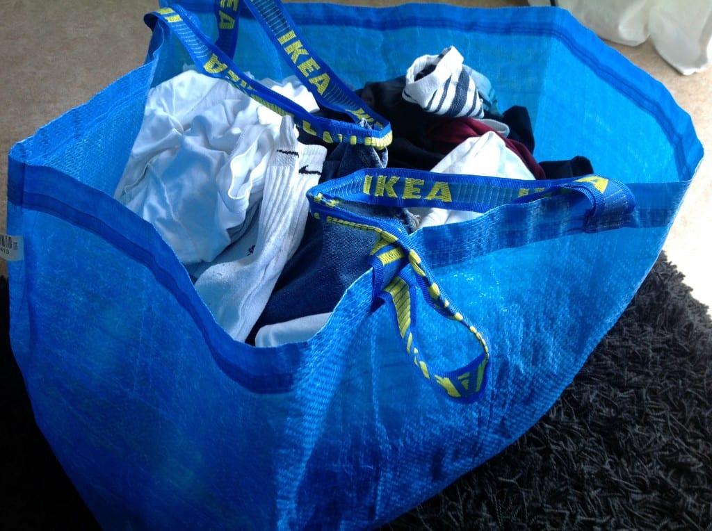 IKEA bag - Hej Sweden