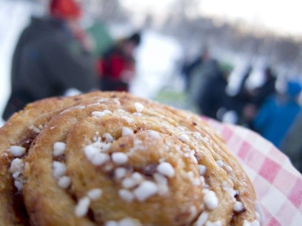 Kanelbullar Zimtschnecken Rezept Schweden