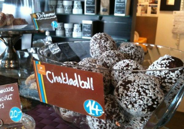 Hej Sweden - chokladbollar
