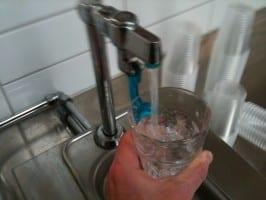 Leitungswasser kranvatten Hej Sweden Schweden