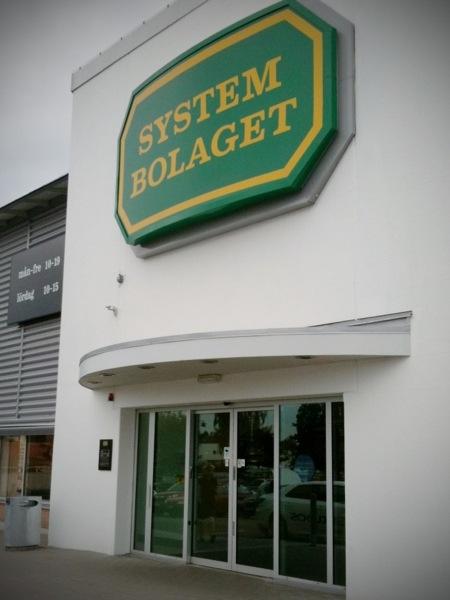 Systembolaget in Schweden - Tor zum Alkohol