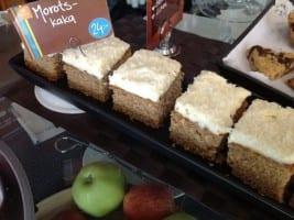 Schwedischer Möhrenkuchen Morotskaka Rezept