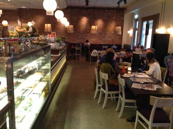 Schwedische Café - Kaffeetrinken in Schweden