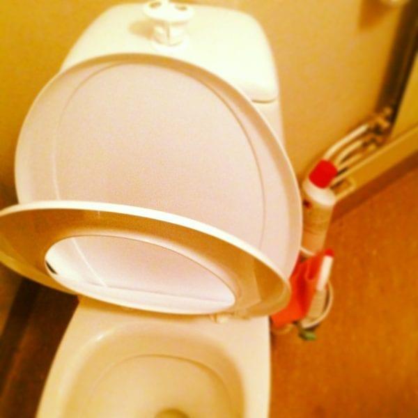 Schweden Toilette - Klodeckel - Hej Sweden
