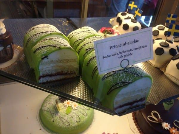 Resept Prinzessinnentorte Prinsesstårta
