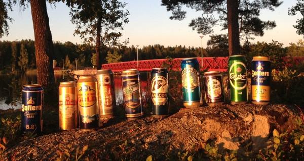 Schwedische Biersorten