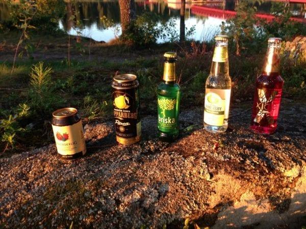Schwedischer Cider im Test - Vergleich - Preise