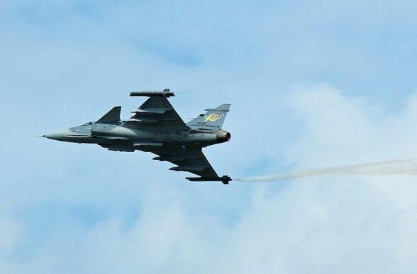 Waffenexport Schweden - Jas Gripen