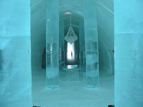 Ice Hotel Schweden
