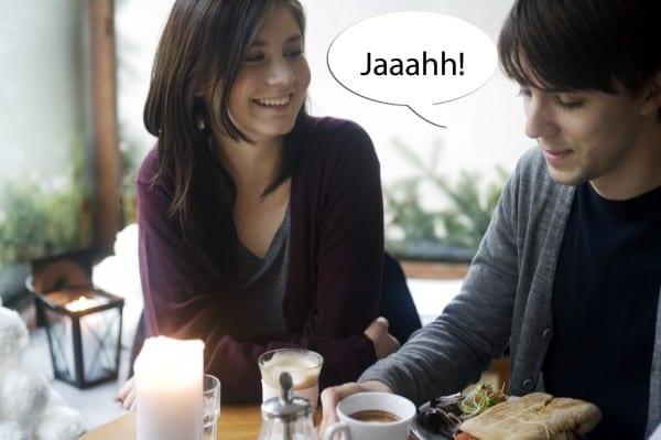 Schwedisch Bedeutung ja