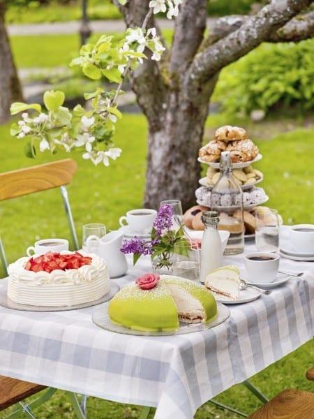 Schwedische Desserts und Nachspeisen
