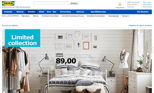 IKEA Möbelnamen Bedeutung