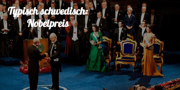 nobelpreis schweden