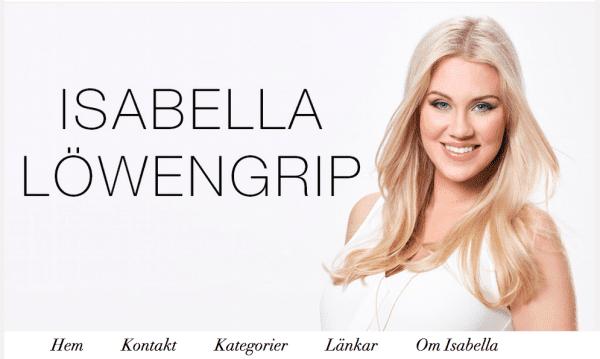 Blondinbella Modeblog Schweden