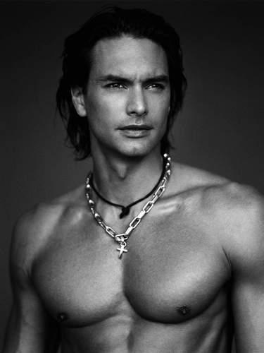 Männliche schwedische Models