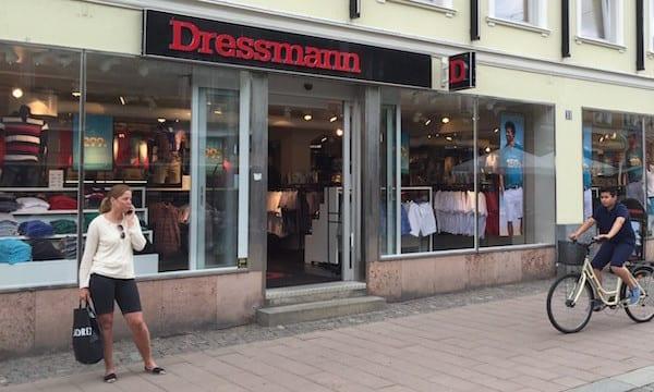 Dressmann - schwedische Herrenmode kaufen