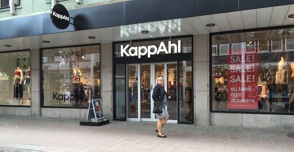 Jedermanns-Mode aus Schweden