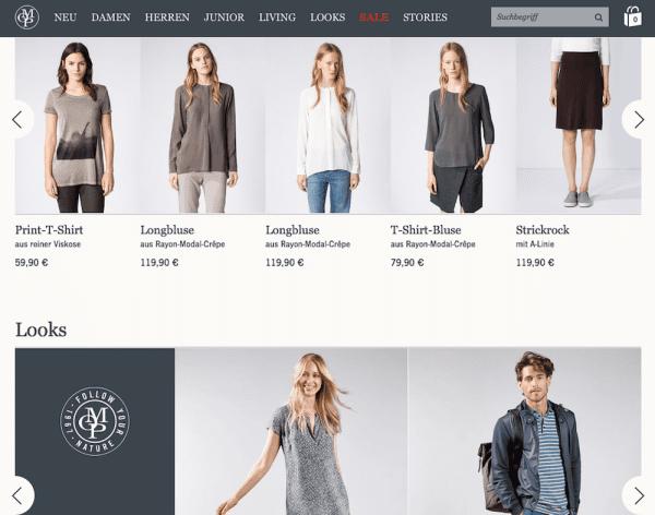 Marc O'Polo Schwedische Mode