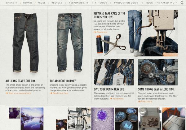 Nudie Jeans Schwedische Mode