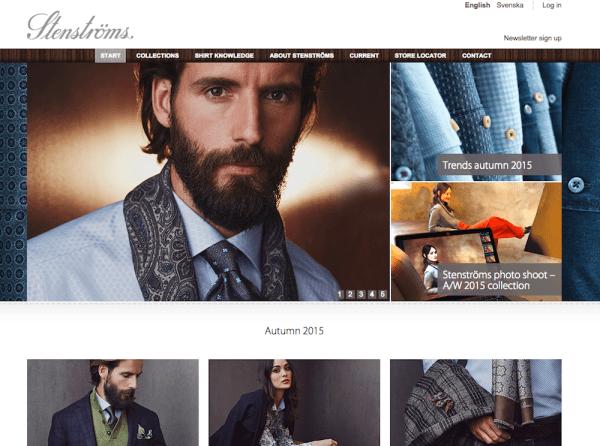 Stenströms Schwedische Mode Marken