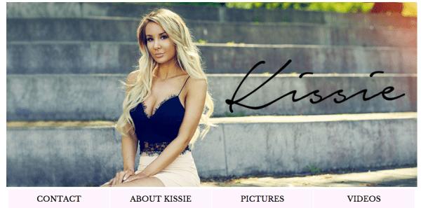 Kissie Schwedische Modeblogs