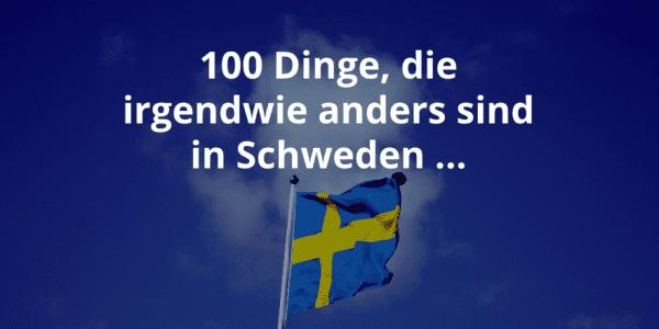 Was ist typisch schwedisch