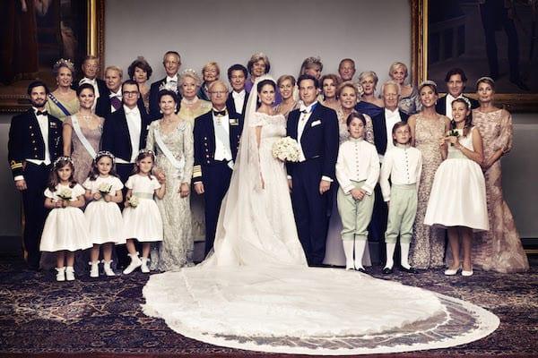 Royal Wedding, Hochzeit Madeleine & Chris