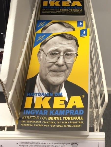 Ingvar Kamprad IKEA Gründer