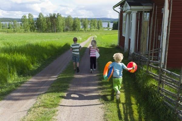 Kinderfreundliches Schweden