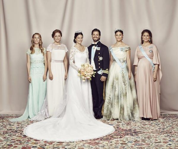 Hochzeit Carl-Philip & Sofia