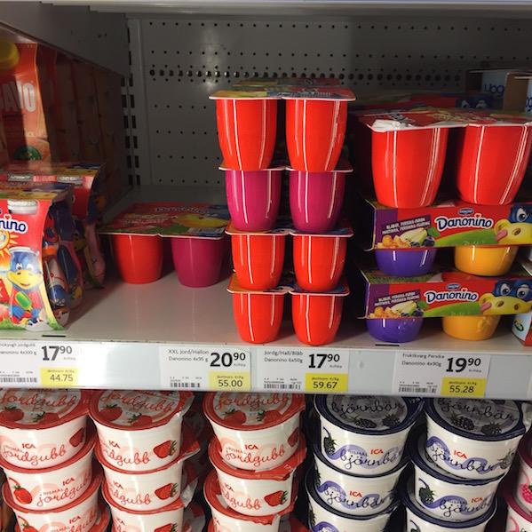Schweden Preise Fruchtzwerge