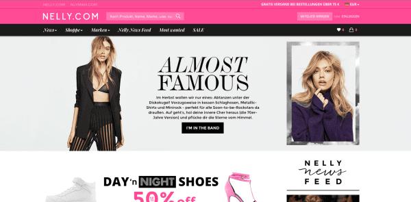 Schwedische Mode online kaufen bei Nelly