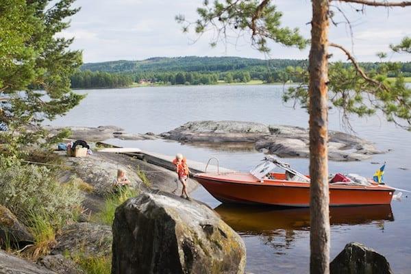 Natur in Schweden