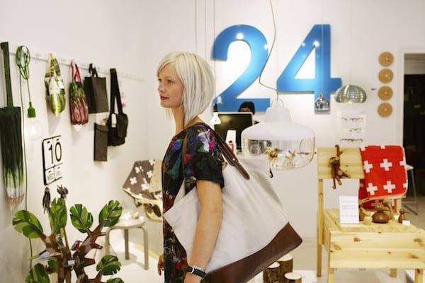 Shopping in Schweden