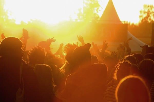 Party und Feiern in Schweden