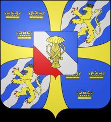 Wappen Schweden Königshaus Wasa