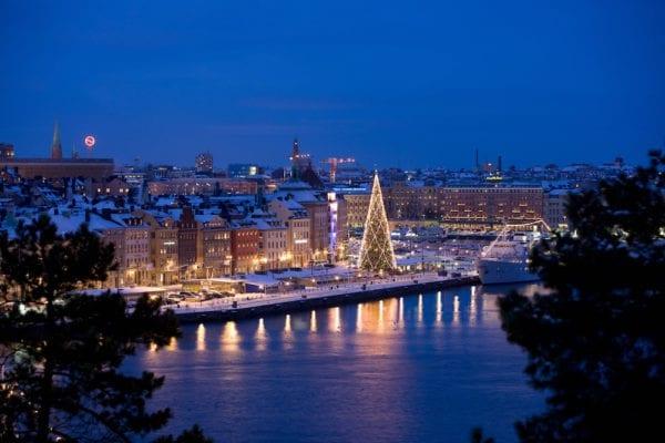 Swedish Christmas/Weihnachten in Schweden