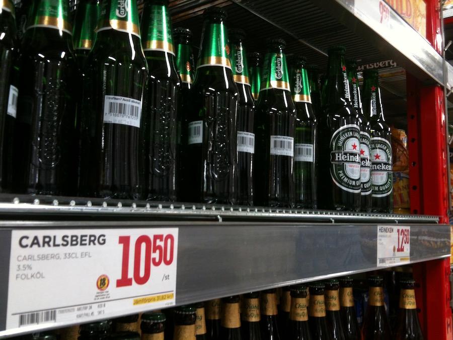 Altersgrenzen: Alkohol in Schweden kaufen - Hej Sweden