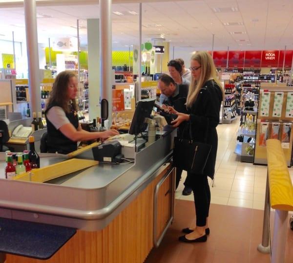 Alkohol in Schweden kaufen Altersgrenzen