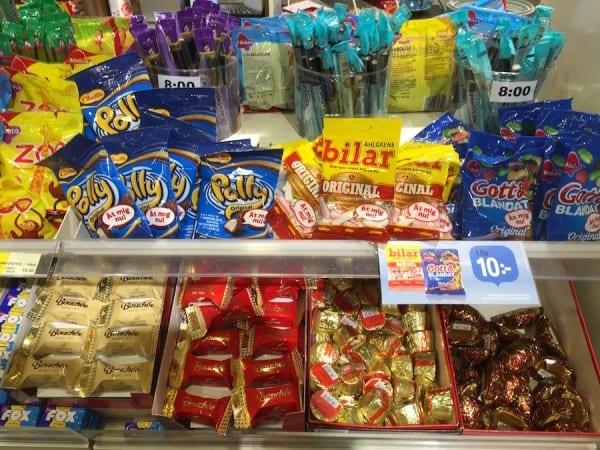 Schwedische Suessigkeiten Swedish Sweets - 2