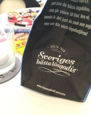 Godispåse Süßigkeiten aus Schweden