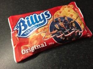 Schweden Billys Pizza