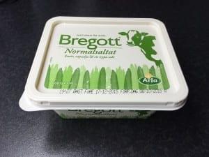 Schweden Bregott Margarine