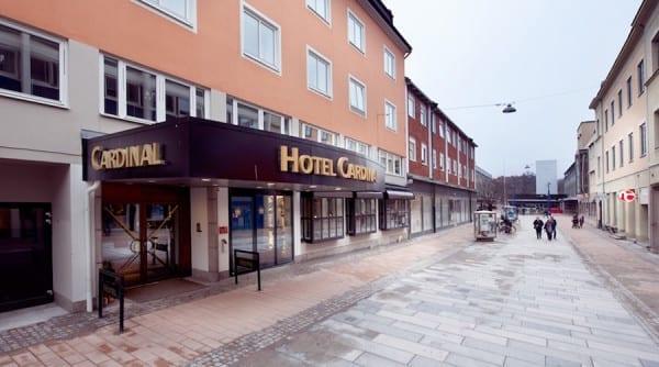 Cardinal Quality Hotel in Växjö
