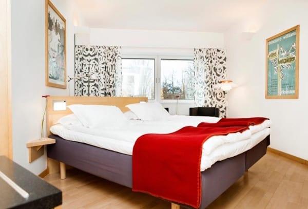 Elite Park Hotel Vaxjo Sweden room