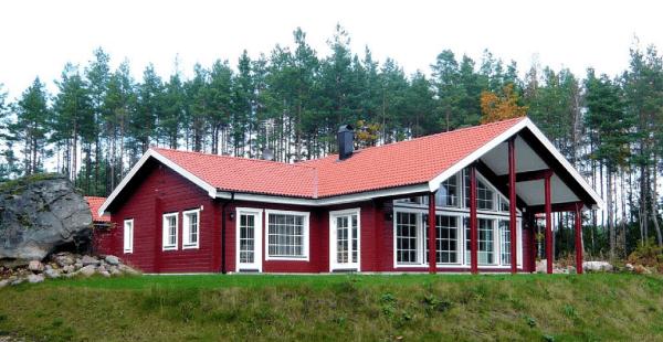 Luxus Ferienhaus in Småland