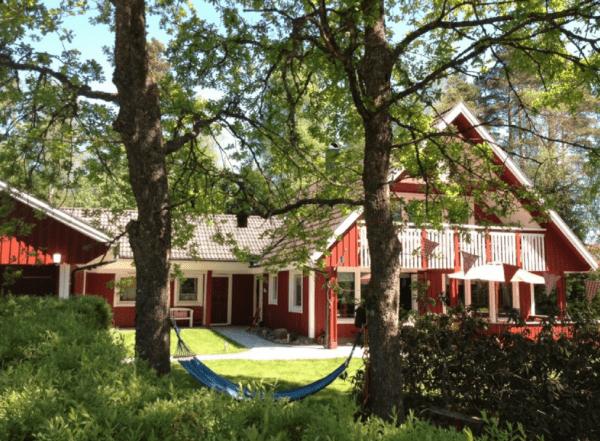 Ferienhaus in Småland für Gruppen