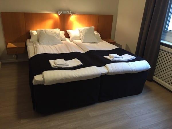 Hotel Esplanad Vaxjo Sweden double